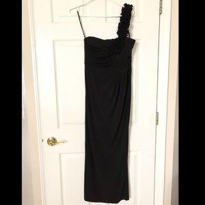 Valerie Bertinelli Black Dress